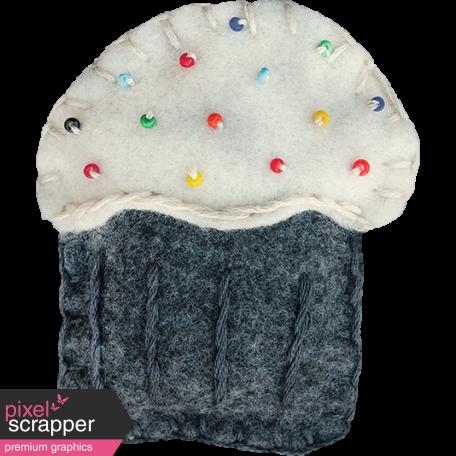 The Nutcracker - Stitched Cupcake