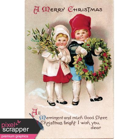 The Nutcracker - Vintage Postcard
