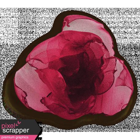 Nutcracker Red Flower - Shadowed