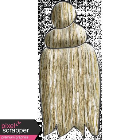 The Nutcracker - Tassel Doodle