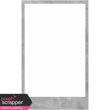 Paper Frame Template 014