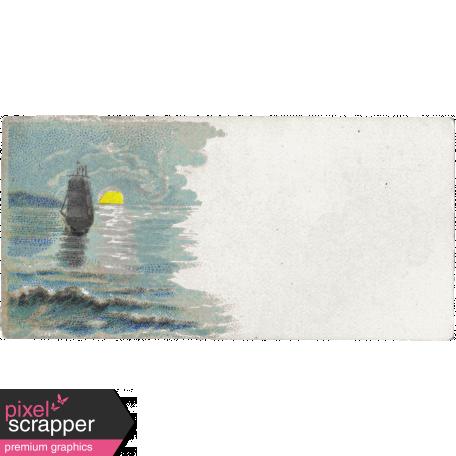 Reflections of Strength - Calling Card Ephemera 2