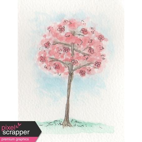 Spring Day 3x4 Card 04