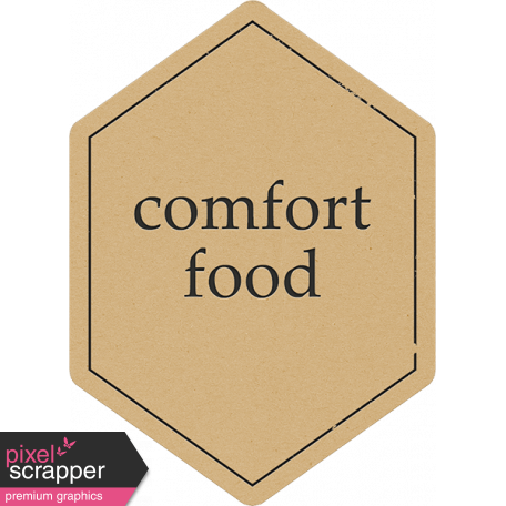 Food Day - Comfort Food Tag