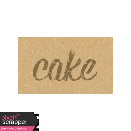 Cake Art Words : Food Day - Cake Word Art graphic by Jessica Dunn Pixel ...
