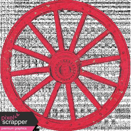 Petting Zoo Wagon Wheel