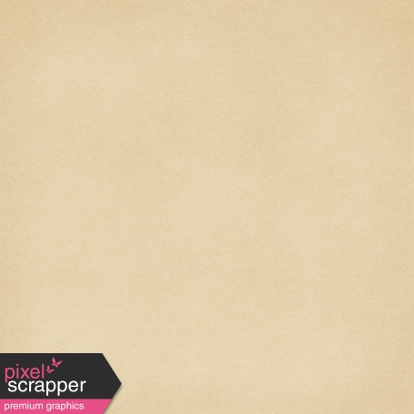 Bonfire Memories Cream Solid Paper
