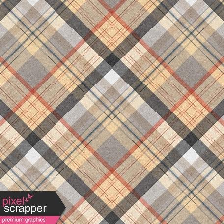 Inner Wild Plaid Papers 06