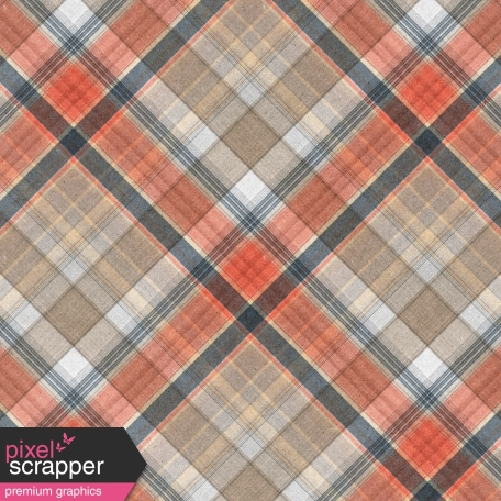 Inner Wild Plaid Papers 07