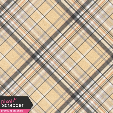 Inner Wild Plaid Papers 08