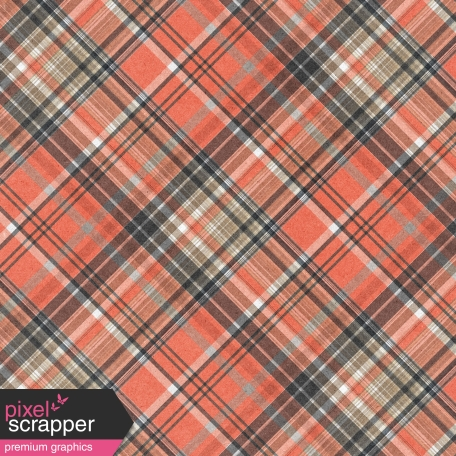 Inner Wild Plaid Papers 09