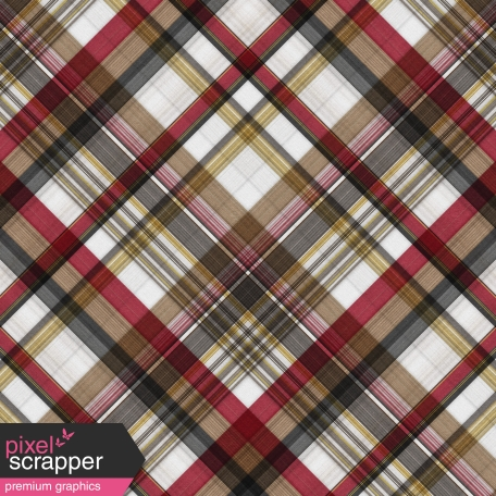 Reminisce Plaid Papers 08