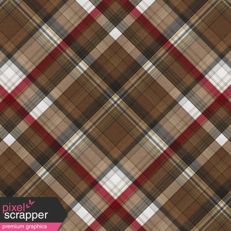 Reminisce Plaid Papers 10