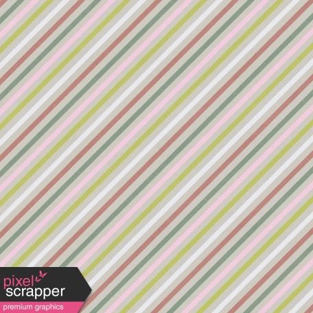 Delightful Days Stripes Paper
