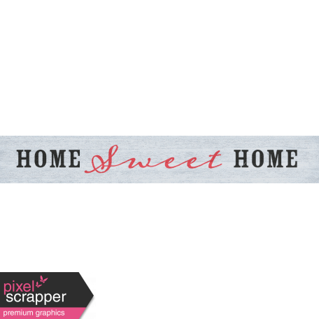 Old Farmhouse Home Sweet Home Word Art