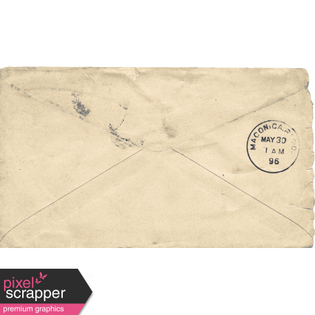 The Whole Story Mini Vintage Envelope