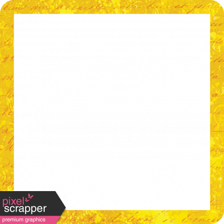 Bohemian Sunshine Element Yellow Frame