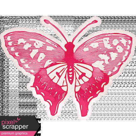 Tea in the Garden Butterfly