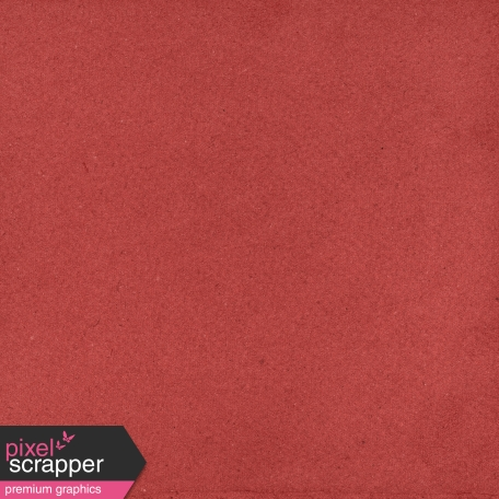 Furry Cuddles Solid Paper Red 2
