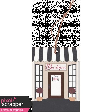 Shop 'Til You Drop Tag