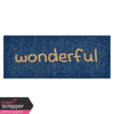 Mulled Cider Wonderful Word Art