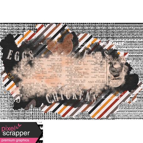 Chicken Keeper Element Paint 2