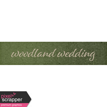 Rustic Wedding Woodland Wedding Word Art