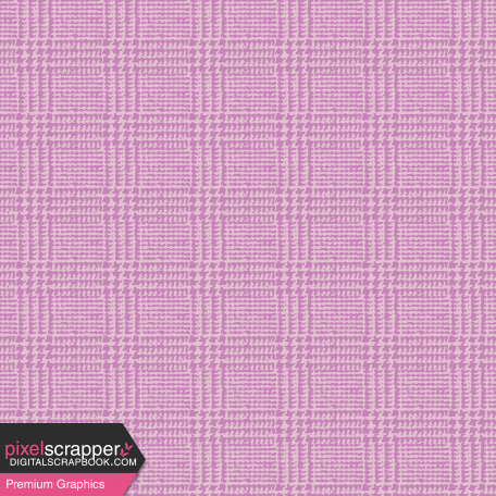 Spring Paper Templates No. 1 Glen Plaid 03 {Color Version}
