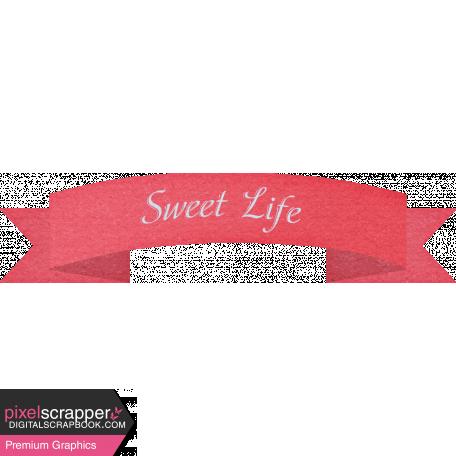 True Friends Element Banner 02 Sweet Life