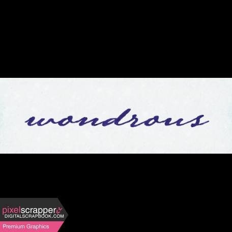 Backyard Summer Element Word Art Snippet Wondrous