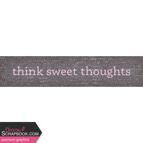 Sweet Autumn Thoughts Word Art Snippet