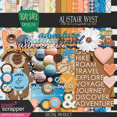 Alistair West Kit