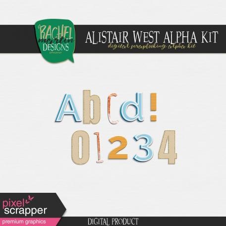 Alistair West Alpha Kit