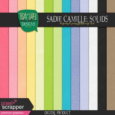 Sadie Camille Kit: Solids