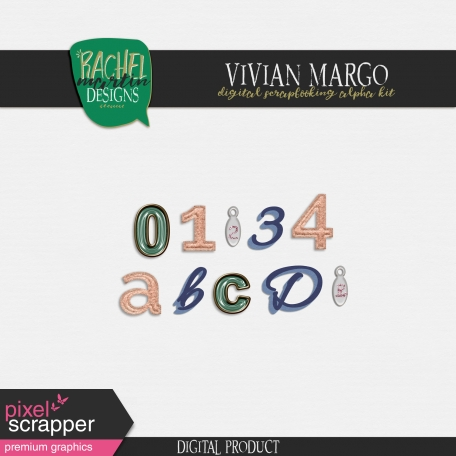 Vivian Margo Alpha Kit