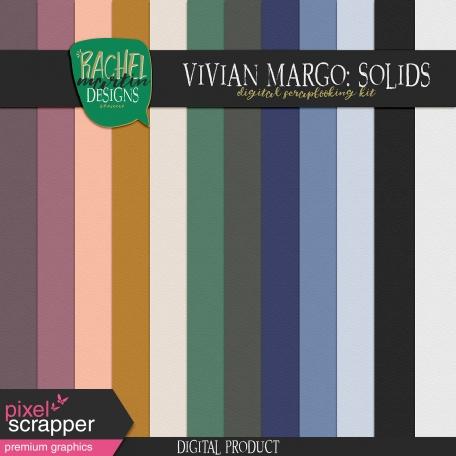 Vivian Margo Solids Kit