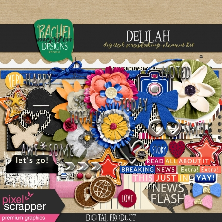 Delilah Elements Kit
