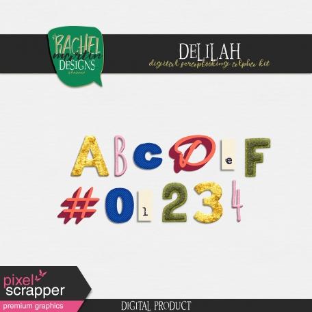 Delilah Alpha Kit