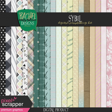 Sybil Paper Kit