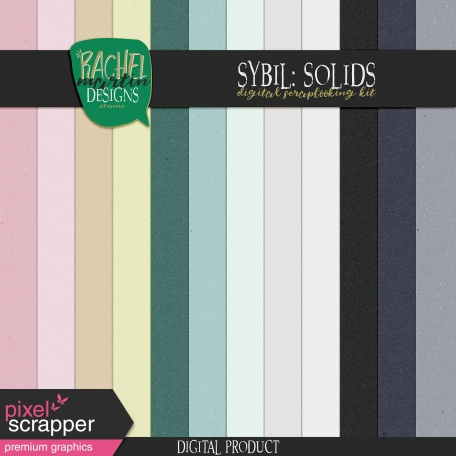 Sybil Solids Kit