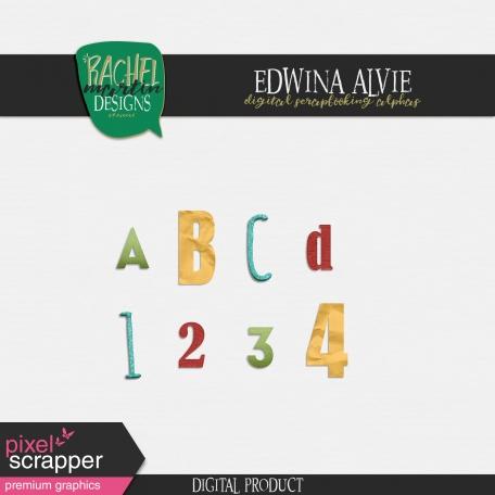 Edwina Alvie Alphas Kit