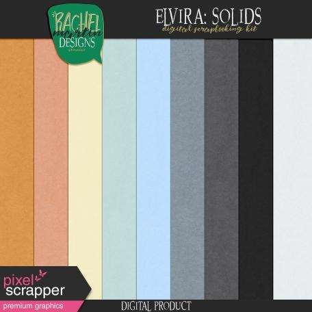 Elvira Kit: Solids