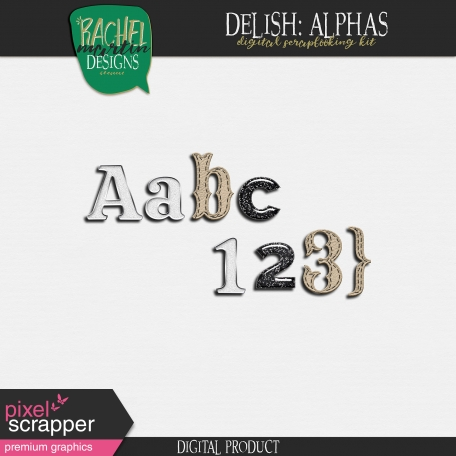 Delish Kit: Alphas