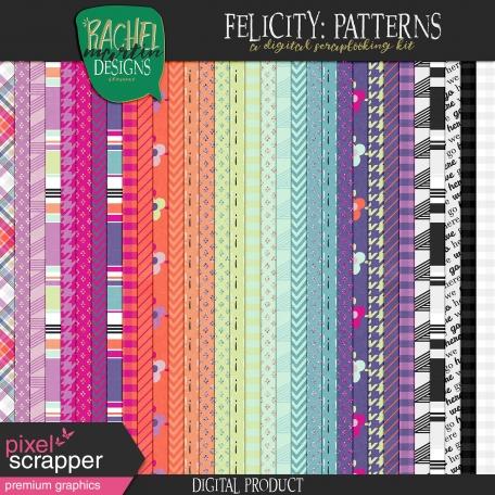 Felicity: Patterns