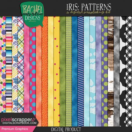 Iris: Patterns
