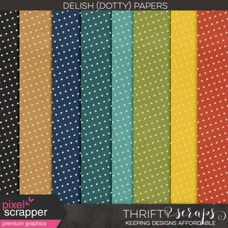 Delish Dotty Papers