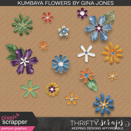 Kumbaya Flowers
