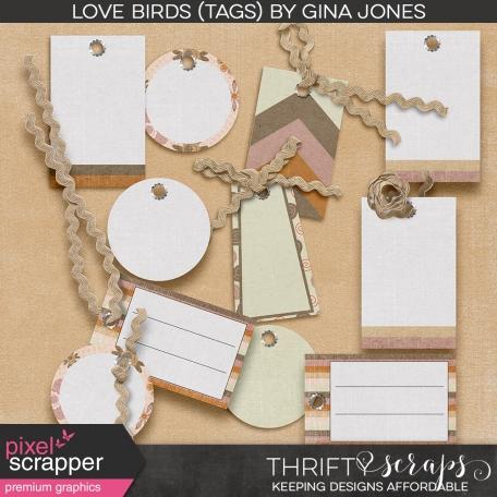 Love Birds (Tags)