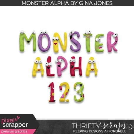 Monster Alpha Kit