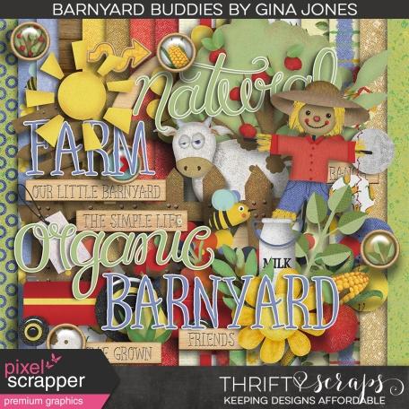 Barnyard Buddies Kit